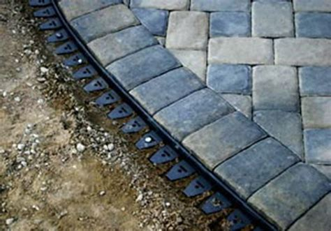 plastic pavers for patio paver edging best images collections hd for gadget