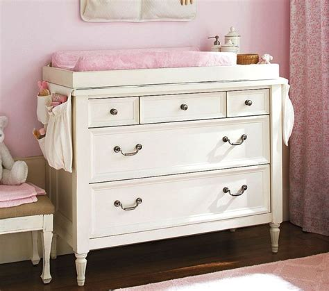 White Dresser And Changing Table by Changing Table Dresser Furniture Ideas