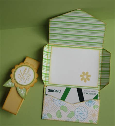 Board Card Holder Template by Project Tuesday Project Tuesday Gift Card Envelope