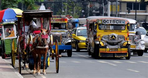 philippines taxi transportation in manila