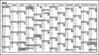 Kalender 2018 Dk Kalender 2018 Gigantkalenderen