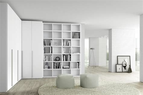 librerie progetto il progetto di flavia una parete attrezzata ad angolo con