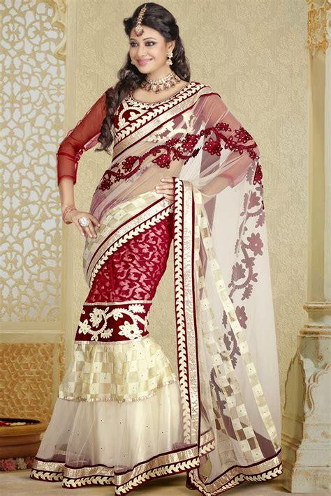 designer pics designer lahenga style sarees 2014 fashion today