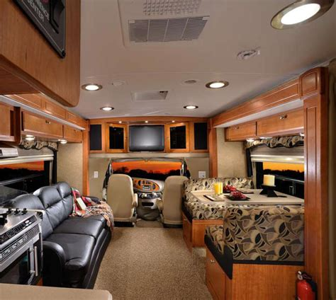 Motor Home Interior by Mercedes Class B Motorhomes Interior