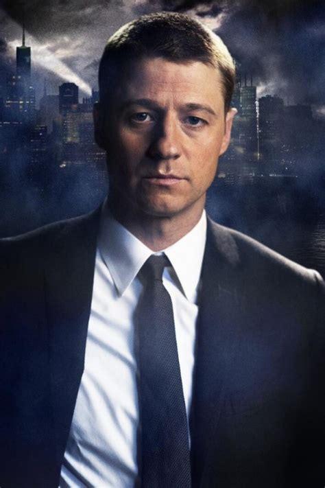 Gamis Gorden Gotham Tv Series Ben Jim Gordon Picture