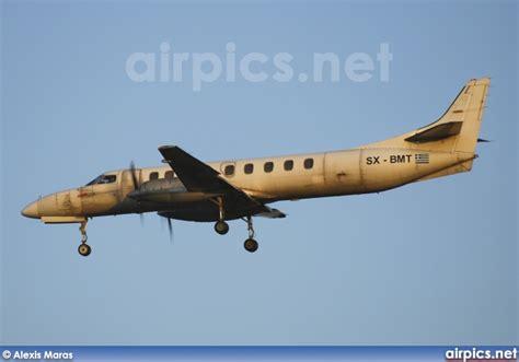 airpics net sx bmt fairchild metro iii mediterranean air freight medium size