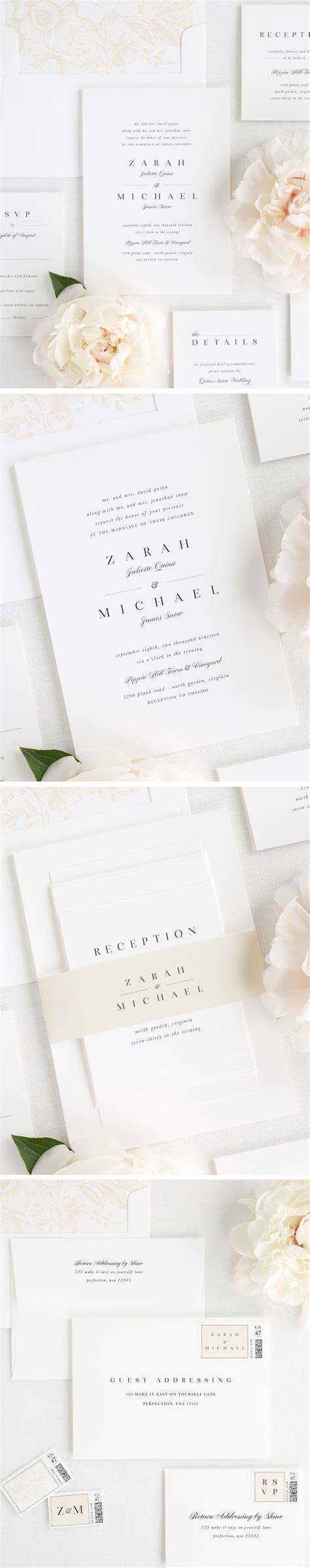 Best 25  Wedding invitations ideas on Pinterest