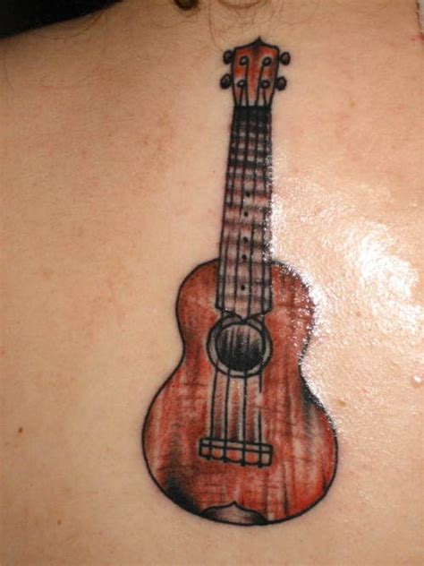 tattoo ukulele