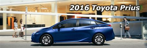 Bob Rohrman Toyota What S New With The 2016 Prius