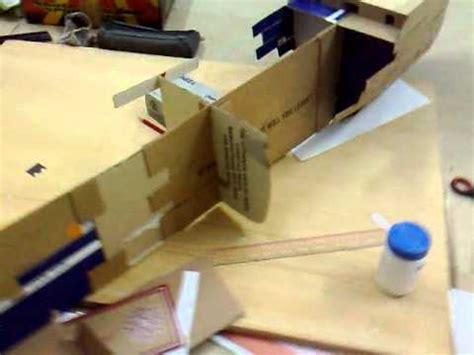 How To Make A Titanic Model Out Of Paper - titanic cardboard model construction