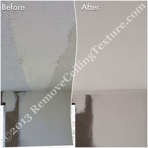 removing walls ceiling repair removeceilingtexture
