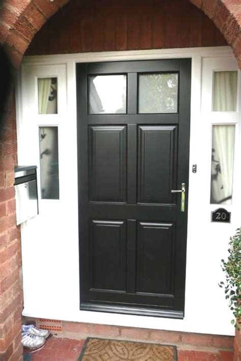 Fitting A Front Door Solid Timber Doors Wooden Doors Timber Doors Enfield