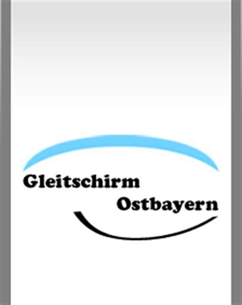 Gleitschirm Hersteller by Gleitschirm Ostbayern