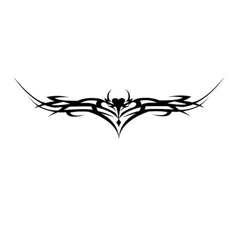 Tribal Sticker Tattoo by Black Heart Design Temporary Transfer Tribal Tattoos