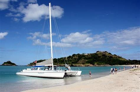 excellence catamaran antigua reviews the mystic at deep bay picture of tropical adventures