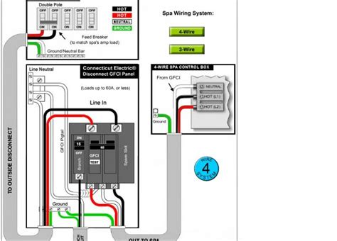 ge gfci circuit breakers wiring diagram circuit and