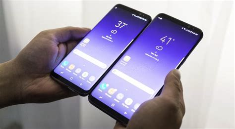 Samsung Galaxy S8 Edge Hdc Real Infinity samsung launches the galaxy s8 s8 hardware specs and features inside extremetech