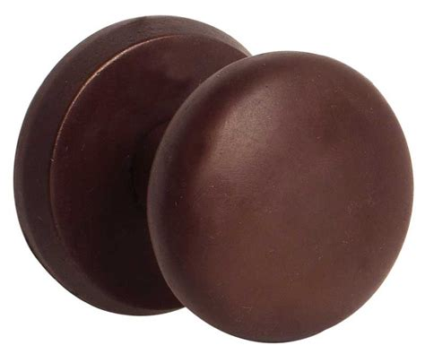 Knob Of by Emtek Winchester Sandcast Bronze Door Knob Shop Door