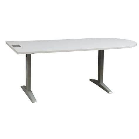 Hon Preside Conference Table Hon Preside Used Laminate Table White National Office Interiors And Liquidators