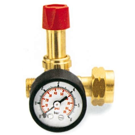 rothenberger propane gas high pressure regulator with