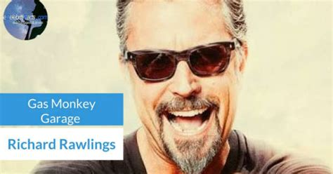 richard rawlings goatee how to all you need to know about the star of gas monkey richard