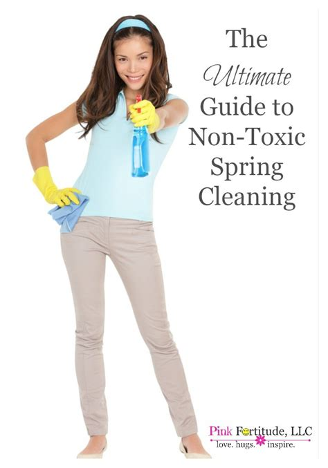 spring cleaning meaning the ultimate guide to non toxic spring cleaning pink