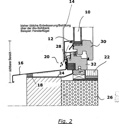 Sohlbank Fenster by Patent De202010016044u1 Bel 252 Ftungs Und Entw 228 Sserungs