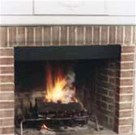 Fireplace Smoke www fsfireplace fireplace smoke guard