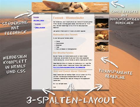 html layout verschiebt sich 3 spalten layout von websites umsetzen html tutorial