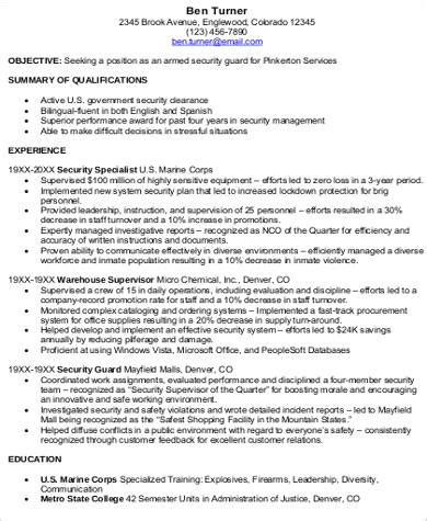 Government Armed Security Guard Cover Letter by Government Armed Security Guard Cover Botbuzz Co