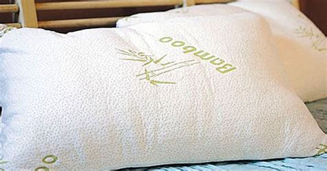 bamboo pillows  eco friendly   sale