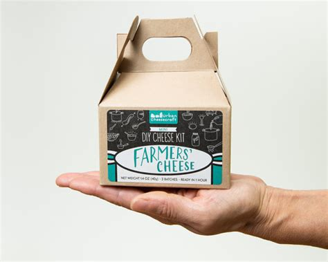 diy kit mini diy farmers cheese kit 3 5 batches cow milk