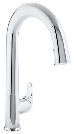 Kohler Sensate Kitchen Faucet Kohler K 72218 Sensate Touchless Kitchen Faucet Transitional Kitchen Faucets By Buildcom