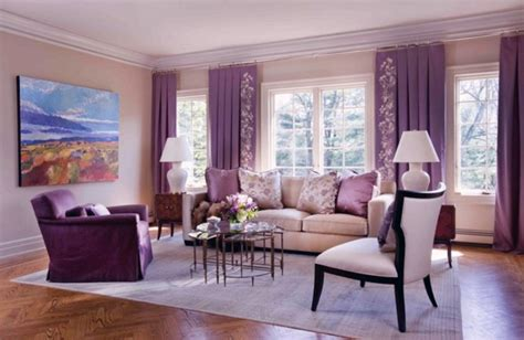 purple living room curtains purple living room accessories for balance and fresh