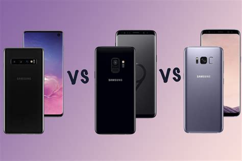 Samsung Galaxy S10 Vs S9 by Samsung Galaxy S10 Vs S9 Vs S8 Worth The Upgrade Gearopen