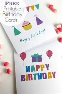 free printable blank birthday cards catch my