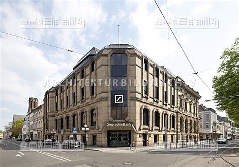 Deutsche Bank Krefeld Architektur Bildarchiv