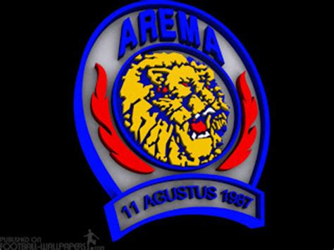 3d Logo Arema wallpaper arema indonesia arema malang logo