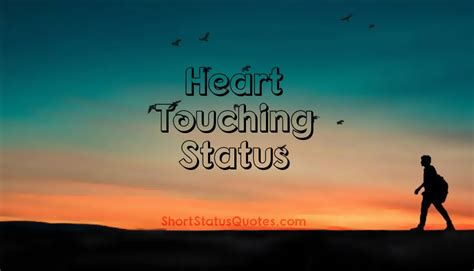 heart touching status captions  quotes