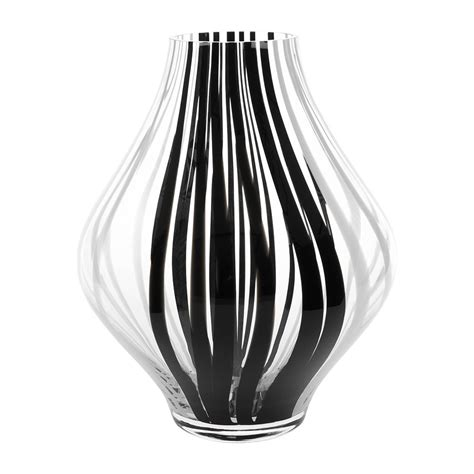 Buy A Vase by Buy A By Amara Astor Place Handmade Vase Black White Amara