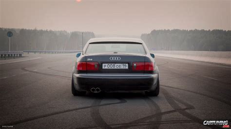 Audi S8 Tuning by Tuning Audi S8 D2 Rear
