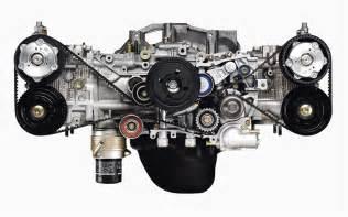 Boxer Engine Subaru The Motoring World Subaru S World Boxer Engine