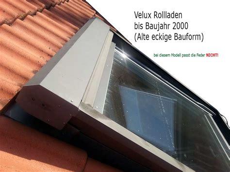 Velux Rollladen Ersatzteile by Rollladen Momentfeder Velux Lange Version F023 F023 Lang