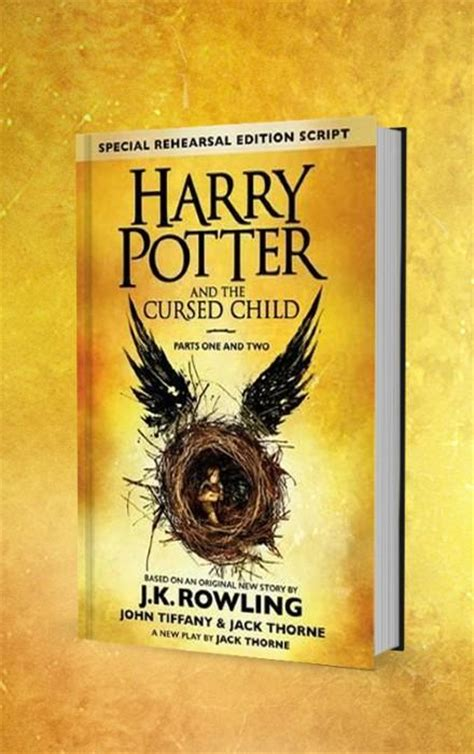 harry potter book 8 is coming confirms j k rowling goploy com harry potter and the cursed child parts i and ii