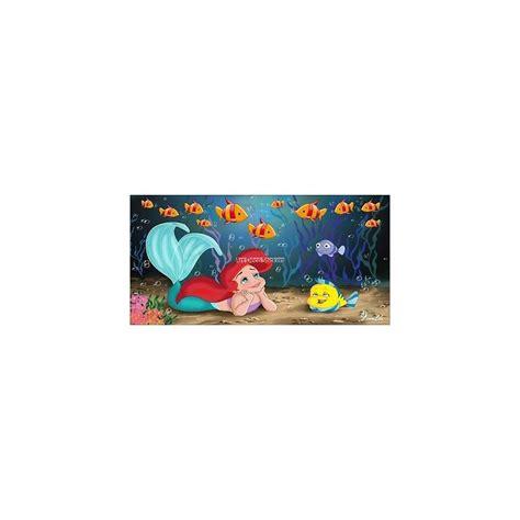 Les Chambre Pour Filles 3454 by Stickers Chambre D Enfant T 234 Te De Lit La Sirene R 233 F
