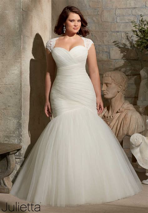 Plu Size Wedding Dresses by Best Style Wedding Dress For Plus Size 2018