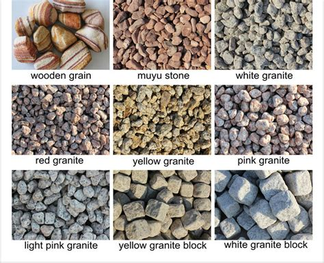 types of gravel for gardens 1000 images about garden materials on mulches