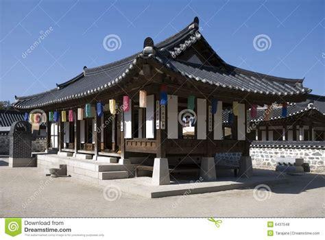 korea haus ancient korean house stock photo image of seoul korea