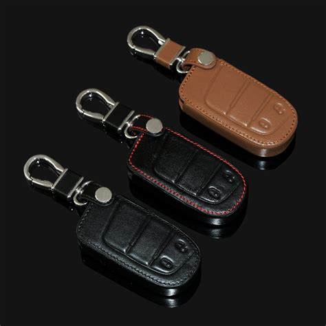 Jeep Key Cover Aliexpress Buy Genuine Leather Car Key Cover Fit For