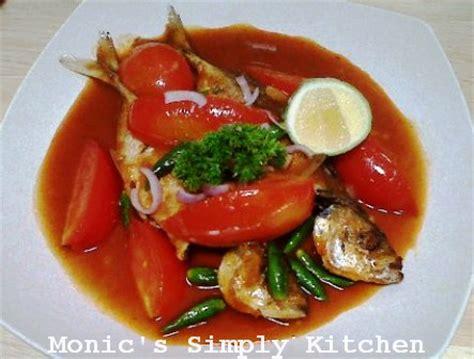 Bumbu Tom Yum Mak Nyonya Instant Tom Yam Sauce 100gr Malaysia Perencah asam pedas ikan praktis monic s simply kitchen